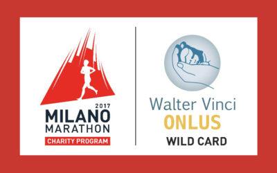 La Walter Vinci Onlus alla Milano City Marathon